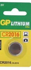5x GP CR2016 Lithium Button Coin Cell Battery Batteries DL2016  QX0