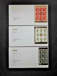 2000SPECIAL BY DESIGN £7.50p PRESTIGE STAMP BOOKLET PANES WITH F.D.I. (A)
