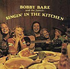 Singin' in the Kitchen Bonus Tracks by Bobby Bare CD Omni Recording