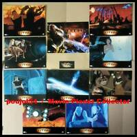 TITAN A.E. - Don Bluth - JEU 10 PHOTOS / 10 FRENCH LOBBY CARDS
