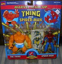 MARVEL   SPIDER MAN & THE THING    KMART EXCLUSIVE  MOC