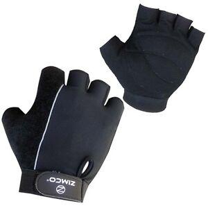 Zimco Pro Grip Cycle Gloves Bike Mitten Comfort Cycling Biking Racing Gloves