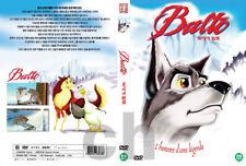 Balto (1995) - Simon Wells, Kevin Bacon, Bob Hoskins, Bridget Fonda DVD NEW