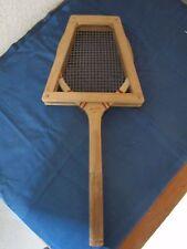 Raquette de Tennis Excelsa et son  cadre en bois
