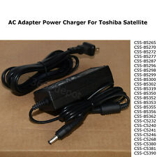 Adapter Power Charger For Toshiba Satellite C55 Series B5265 B5270 B5272 other