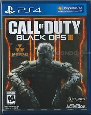 Call of Duty Black Ops III (sony Ps4)