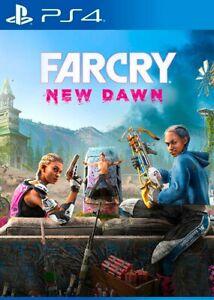 Far Cry New Dawn -- Standard Edition (PlayStation 4 PS4, 2019)
