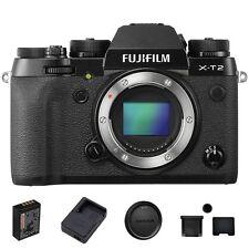 Fujifilm X-T2 Mirrorless Digital Camera (Body Only) - July 4th Sale