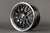 4x BBS RS765 Felgen 8x17 Zoll BMW E36 E46 E90 Z3 M3 E83 wheels 5x120 Styling 42