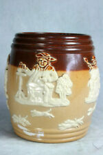 Royal Doulton Pottery Stoneware Jars