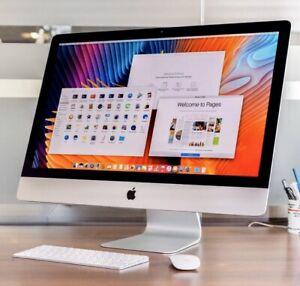 " iMac 27"" 2015 5K | i5 3.2GHz | 16GB RAM | M390 | 1TB FUSION Drive"
