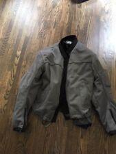 Berik Racing Protective Motorcycle Jacket MotoGP Grey XL New