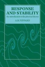 Reaktionszeit und Stabilität: eine Einführung in die physikalische Theorie von A. Brian...