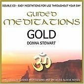 Donna Stewart - Guided Meditations Gold (Double CD). Meditation / Relaxation.