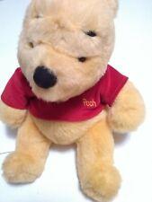 Vintage winnie the pooh plush Mattel Disney 1997