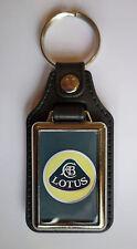 Lotus coches Cuero Sintético LLAVERO/Llave fob.británico Lotus Deportivo coches