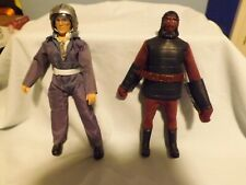 Vintage Mego Planet of the Apes Soldier & Astronaut Action Figures
