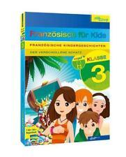 Französisch für Kids. Der verschollene Schatz.3. Klasse CD mit Begleitheft (2010