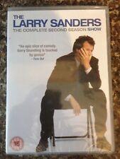 THE LARRY SANDERS SHOW SEASON 2 TWO DVD BRAND NEW & SEALED UK REGION 2