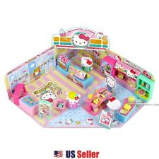 Sanrio Hello Kitty Mini Town : Convenience Store Toy Play Set