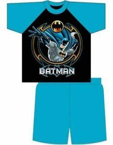 """Boys Official DC Comics """"Batman"""" Character Pyjama Short Set."""