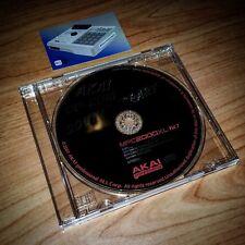 Akai CD-ROM Sound Library MPC 2000XL Vol. 1