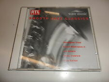 CD  Various - Wave Music-Smooth Jazz Classic