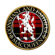 Macqueen Clan Escocés Pin Insignia
