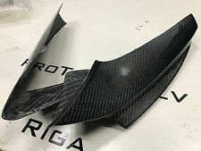 BMW F10 F11 M Sport Bumper Carbon Fibre fiber flaps splitter Performance Tech