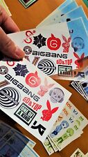 BIGBANG sticker ((01)) - VERSION <1> -allof46 - GD TOP Fantastic YG MADE