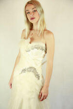 - Stunning Gemy Maalouf Couture Bridal Gown RRP $4500+