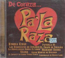 Kumbia Kings Patrulla 81 Selena Mariano Barba De Corazon Pa La Raza CD New