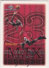 1999-00 UPPER DECK MVP SILVER SCRIPT SIGNATURE:MICHAEL JORDAN #182 PARALLEL CARD