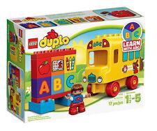 Lego Duplo 10603 My First ABC School Bus