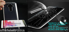 PER LG G4 S G4 BEAT G4S H736 CUSTODIA COVER TRASPARENTE GEL SILICONE MORBIDA