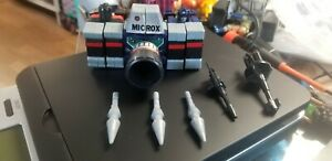 1985 G1 Transformers Reflector Mail Away Camera Microx parts and figure