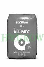 BioBizz All Mix 50L Soil Hydroponic Growing Media Bio Bizz ORGANIC 100%fast del