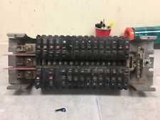 Square D Interior Panel With Breakers