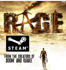 Rage*STEAM*KEY*PC*GAME*DOWNLOAD*FAST*DELIVERY!