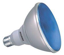 23w ES E27 Ampoule à vis Edison Bleu PAR38 Minilynx Sylvania 0060538 SO