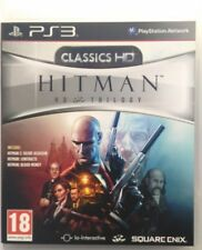 Gioco PS3 Hitman Trilogy - Classics HD - Square Enix Sony PlayStation 3 Usato