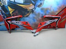 2012 HONDA CRF 450R TANK SHROUDS 12 CRF450
