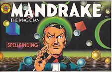 "Lee Falk's Mandrake The Magician #2 ""Spellbinding"" BB 1987"