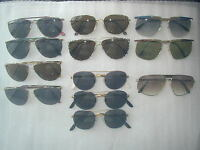 Various Vintage UVEX Sunglasses Rodenstock-ish! Robert La Roche Made In GERMANY