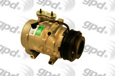 New A/C Compressor fits 2002-2005 Mercury Mountaineer  GLOBAL PARTS