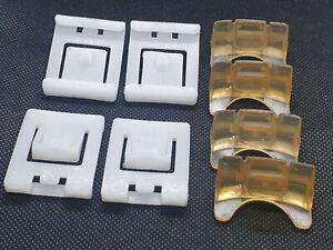 Sitzverstellung Versteller Reparatursatz Gleitstück Gummi für AUDI 100 / AVANT
