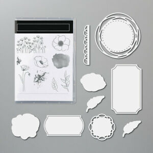 Flowers And Leaves Frame Set-Metal Cutting Dies Clear Stamp DIY Cards Crafts