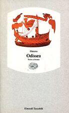Omero ODISSEA Versione di Rosa Calzecchi Onesti