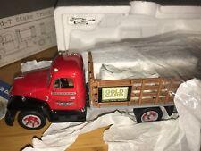 First Gear 1955 Diamond-T Stake Truck, #19-2435 MODINE