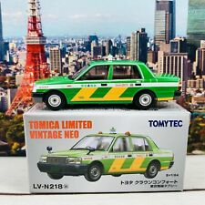 Tomytec Tomica Limited Vintage Neo 1/64 Toyota Crown Comfort Tokyo Radio Taxi (G